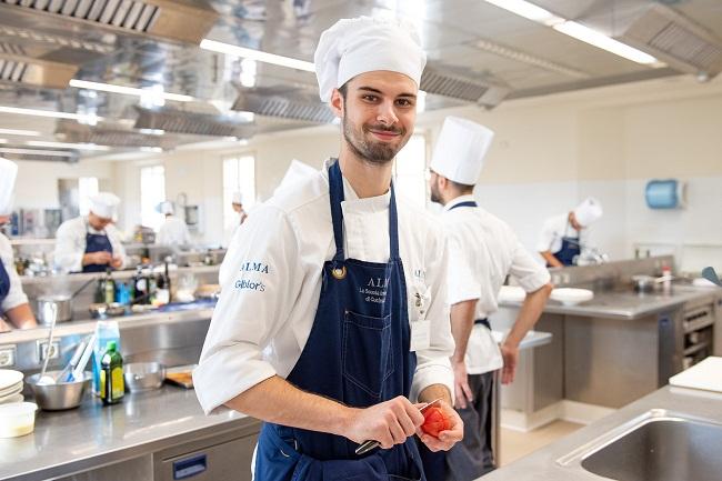 Alma scuola cucina sono 69 i nuovi cuochi professionisti - Alma scuola cucina costo ...