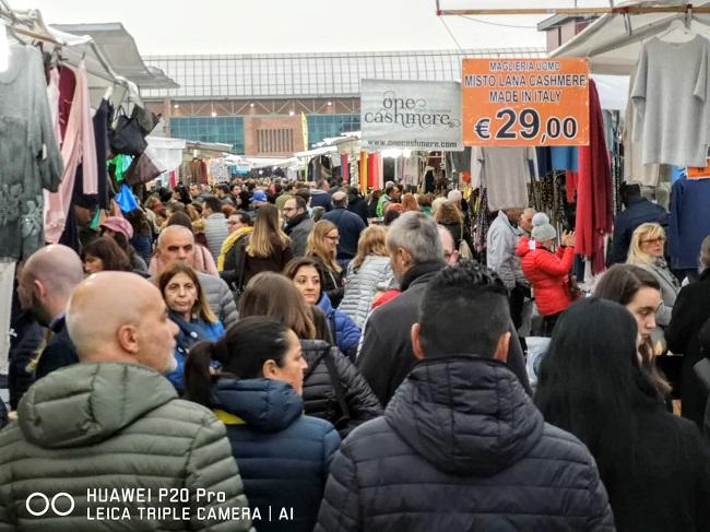 Il mercato de Gli Ambulanti di Forte dei Marmi domani a Sant'Ilario d'Enza (RE) - Emilia Romagna News 24