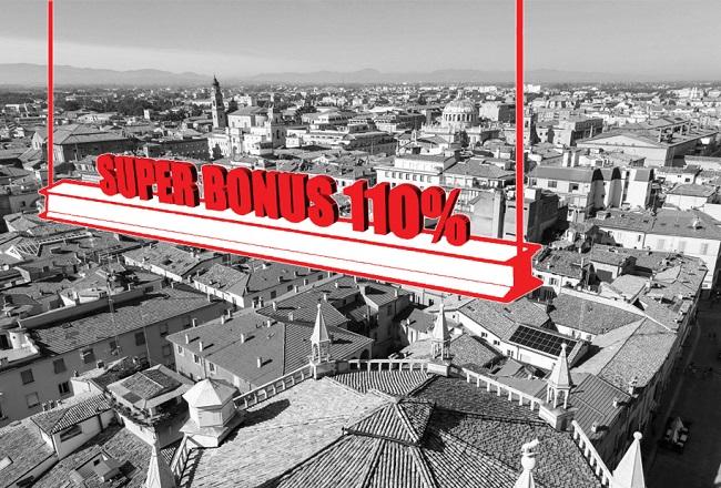 SUPERBONUS 110% – L'Amministrazione al fianco di cittadini, professionisti ed imprese.